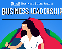 Project was intended for the TAB Business Pulse Survey.