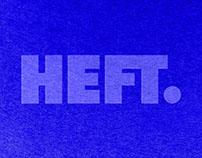 HEFT Branding