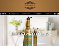Maria Isabel Cosmeticos Website