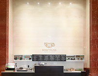 Bow Truss Coffee Kiosk, Architect: Box Studios