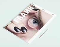 "FRANK Magazine / ISSUE N.1 ""We are special"""