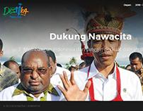 destika 2016 website