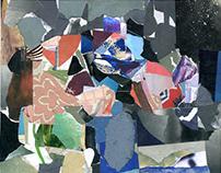 "Homage towork ofR.R. Falk ""Still life.Flowers"""