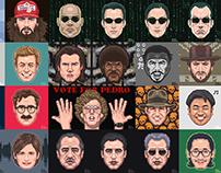 Pixel Face 2017
