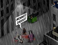 Gotham Series - Social Media Posts