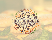 OctoBurger Logo