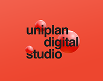 Uniplan Digital Studio Identity