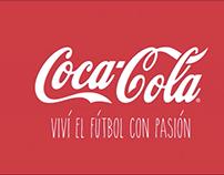 Camisetas de la paz - Coca Cola