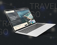 TravelGo - PSD Themplate
