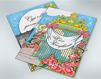 Illustrated birthday cards 2