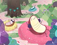 Ladybug Magazine Summer Issue