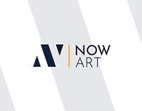 NowArt Agency I Corporate Identity Work