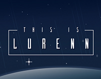 Lurenn - Fun with typography #4
