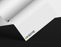 "Logo Design ""INDIVE"" - Buisson Grafikdesign Berlin"