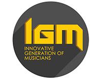 IGM School Logo & Posters