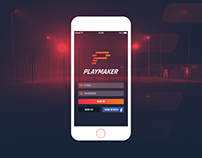Playmaker - App Design