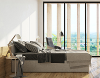 Bedroom Design Concept