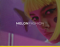 Melon Fashion Group corporate website