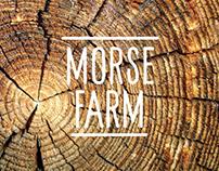 Morse Farm Product Design and Rebranding