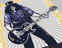 Slash - Guns'N'Roses