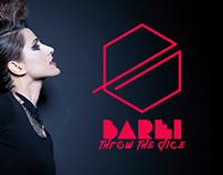 Branding: BAREI Singer Identity & CD Cover Design