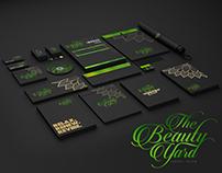 Identity Design : The Beauty Yard