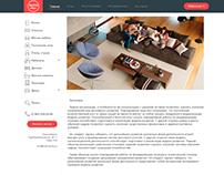 Tutti family / Furniture website shop