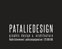 Patalie Design | Business Cards