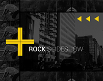 """Rock Slideshow"" template for AE"