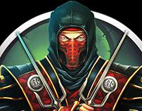 """""""Way of the Ninja"""" Online Slots game"""