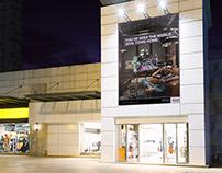 MRCB - Skyvilla Epicentre Ad on Billboard pitch