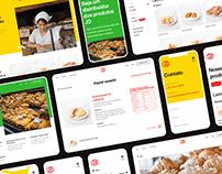 JD Alimentos ⏤ Website