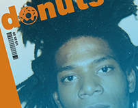 Donuts Magazine Cover