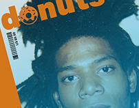 Donuts Magazine Cover