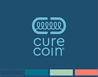 CureCoin Logo Concepts