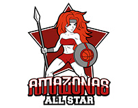 Amazonas All Star logo