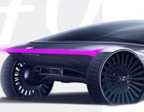 LADA Future Vision Concept 2040