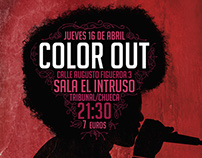 Color Out Poster