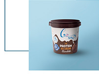 GoWhey Icecream Brand Identity and Packaging