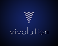 #VivolutionTech Logo Design