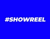 Motion Design SHOWREEL 2017-2018