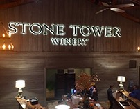 Stone Tower Winery: Customer Experience Design