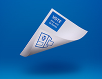 VOTE.You are at home