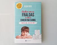 "Book ""Acabar com as fraldas e com o chichi na cama"""