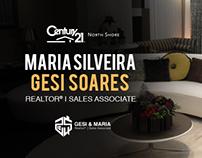 Maria e Gesiane - Century 21 North Shore