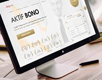 Aktif Bank UI/UX Design