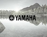 Print campaign | YAMAHA