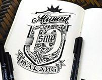 Logo for Alumni SMP 19