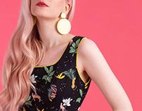 Jungle print - LADY CACAHUETE