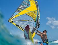 Naish 2016 Windsurfing Sails